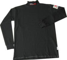 CLA アンダーウェア TOP NOMEX ブラック FIA8856-2000公認