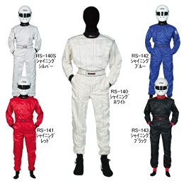 CLA レーシングスーツ RSシャイニング(RS-14X系) メンズサイズ レーシングカート・スポーツ走行用 / 受注生産品につき納期約1ヶ月