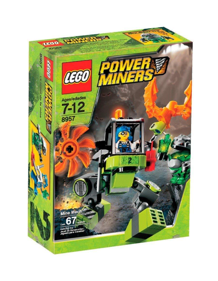 【並行輸入品】LEGO レゴ パワー・マイナーズ Mine Mech 8957