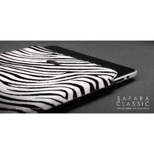 iPad1,iPad2,iPad3 more ケース safara_classic_zebra
