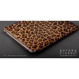 iPad1 iPad2 iPad3 more ケース safara_classic_leopard
