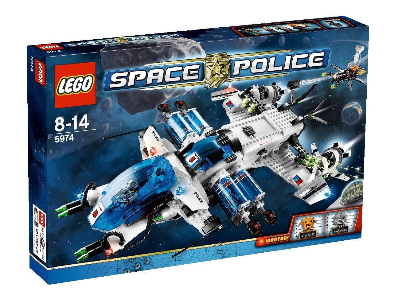 【並行輸入品】LEGO 5974 Galactic Enforcer (レゴ スペース・ポリス ギャラクティック・エンフォーサー)