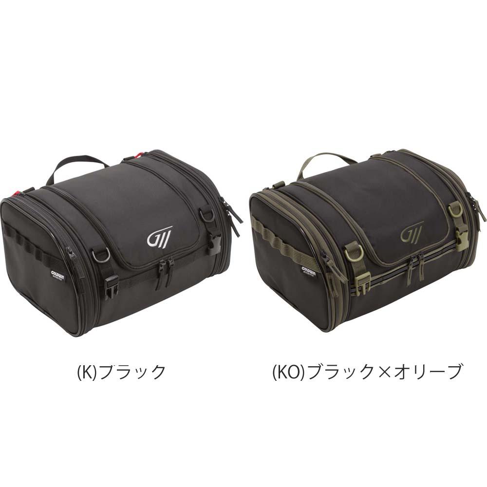 【送料無料】ゴールドウィン(GOLDWIN)★ツーリングリアバッグ TOURING REAR BAG 23 GSM27003