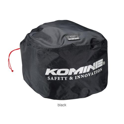 営業日12時までのご決済完了で 即日配送の手配を致します あす楽 コミネ KOMINE AK-338 価格 交渉 送料無料 全品最安値に挑戦 停車時のヘルメットの保護 09-338 防犯対策 WRヘルメットバッグ