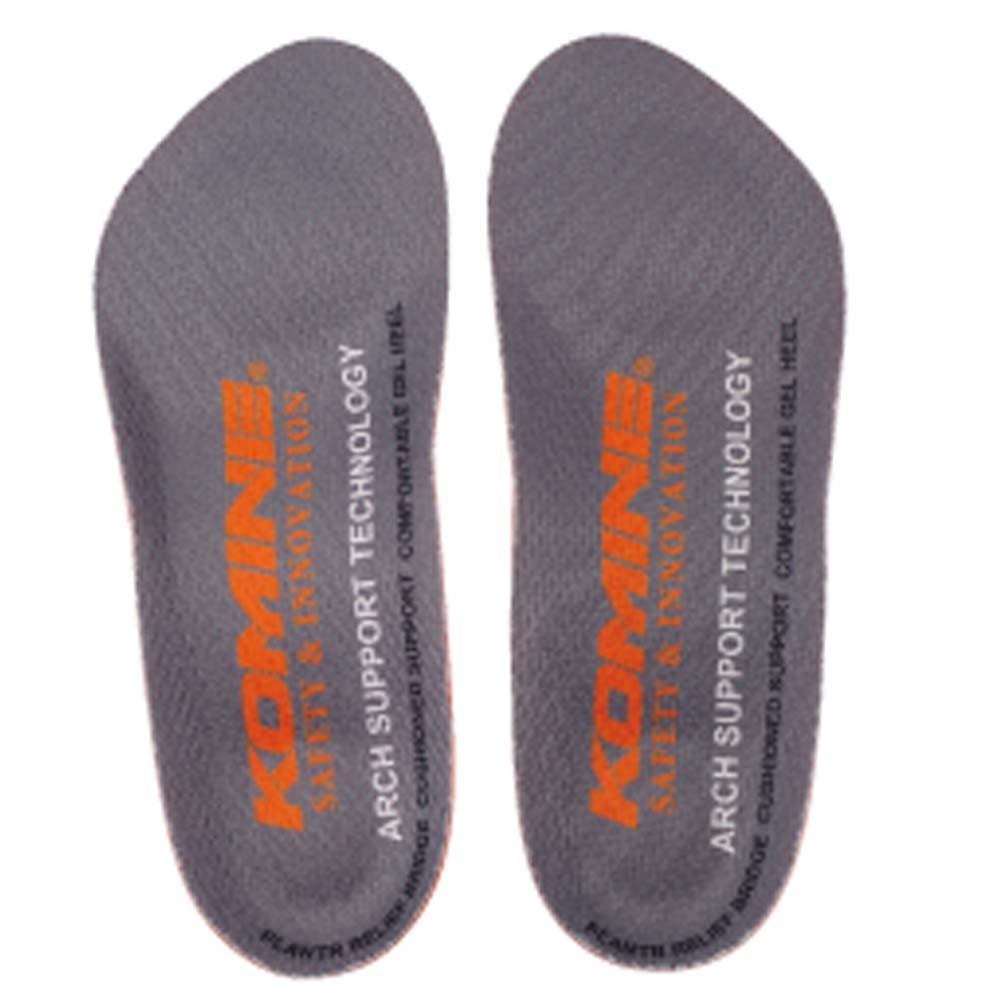 足が本来備えているクッション性をサポート コミネ(KOMINE)★BK-205 アーチサポートスポーツインソール 05-205