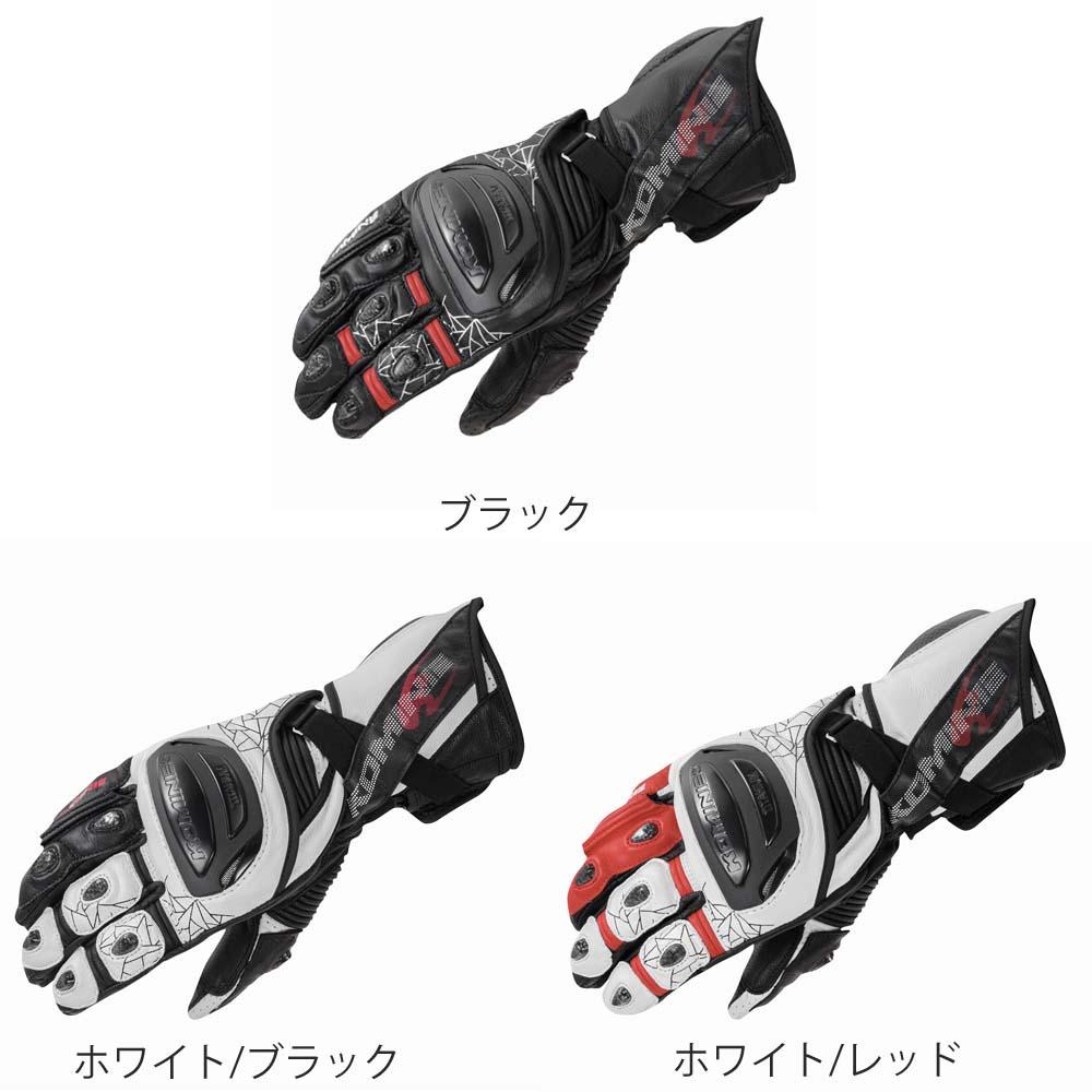 【送料無料】コミネ(KOMINE)★06-235 チタニウムレーシンググローブ GK-235