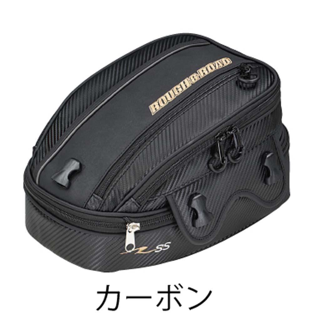 【送料無料】ラフ&ロード★SSシートバッグBF カーボン[RR9034-CB]