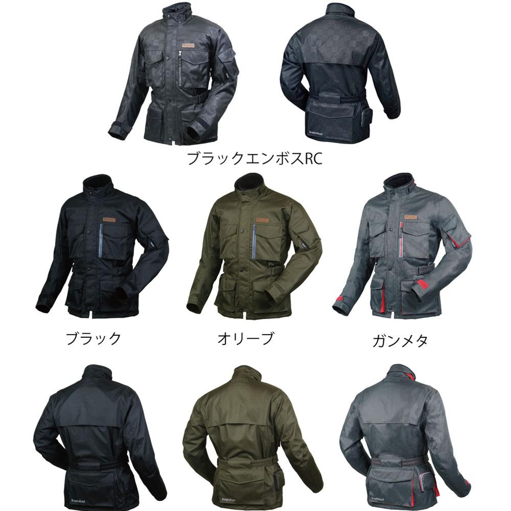 【送料無料】ラフ&ロード★ベーシックツーリングジャケットのSSFバージョン SSFトレイルツーリングジャケット RR4005