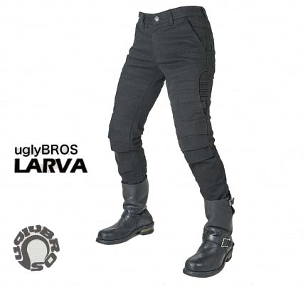 【送料無料】ラフ&ロード★uglyBROS MOTOPANTS LARVA 【Men's】 UB0016