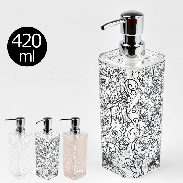 KLIA rose soup bottle soap dispenser shampoo bottle dispenser bottle  shampoosorpdispencer bodysorpsorpdispencer conditioner hand SOAP bottle  refill ...