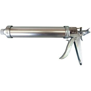 山本製作所 コーキングガン らくらくガン MB ストッパー式 <2液用吸込みシーリングガン>