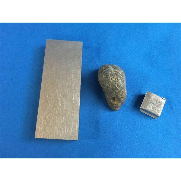 中古 レアメタル3点セット チタン 銀の原石 ニッケル a3