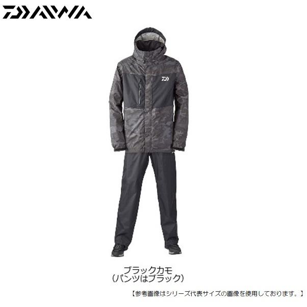 ダイワ DR-36008 ブラックカモ 3XL [アパレル]