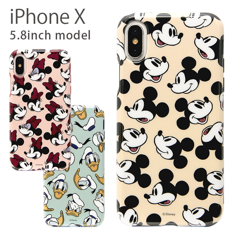 Disney Characters iPhone X Cover Buy