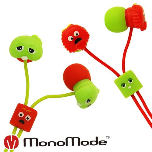 Gachapin Mook stereo mini (green / red) FT-12