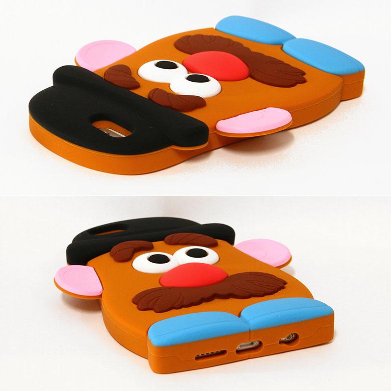 迪士尼iPhone6情况Mr.马铃薯脑袋先生马铃薯脑袋Disney iPhone6先生马铃薯脑袋智能手机情况iPhone情况