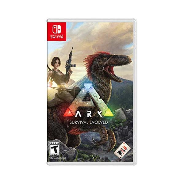 ARK: Survival Evolved 秀逸 輸入版:北米 - 日本語選択可能 Nintendo Switch 送料0円