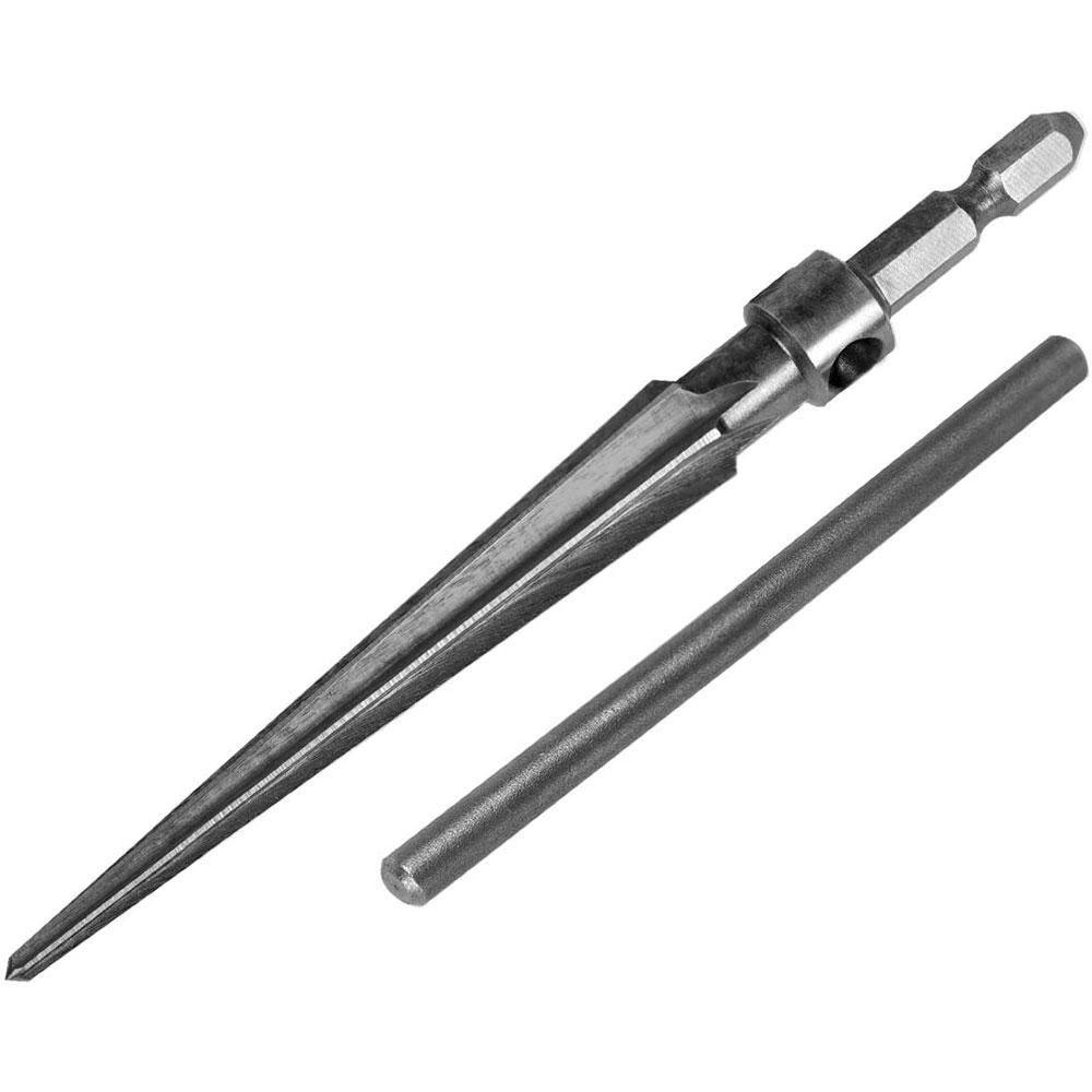 アルミ板 薄鉄板の孔開け 拡大やパイプの面取りに最適 10%OFF エンジニア オリジナル テーパーリーマー ENGINEER 送料無料 TR-11