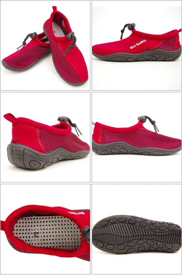 d1efba64e67c60 Marine footwear kids junior Jr Say Aloha water shoes beach shoes boy girl  unisex gift gift gift