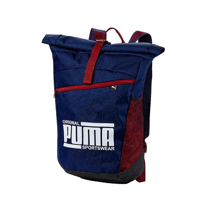 5ea1b4b004 Trip to puma Puma rucksack men   Lady s sole black   navy 23L 075435  backpack day pack rucksack fashion bag soccer sports gym club activities  commuting ...