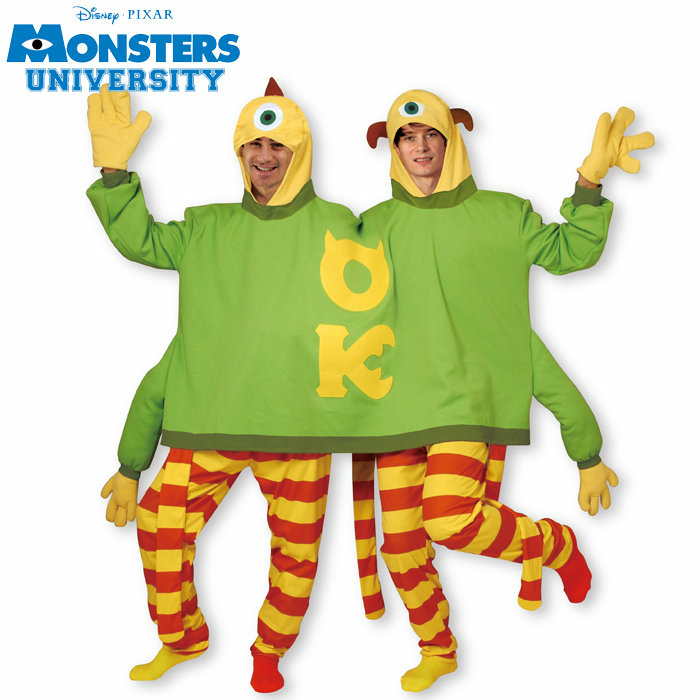 For monsters university disney adult コスチュームテリ   Terry  Asult Terry Terri  disney clothes   event   costume play   Halloween   clothes   school ... 0bdef14cc