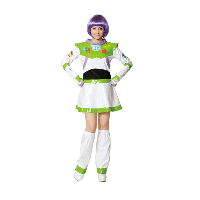 The Halloween Costume Adult fancy dress Disney women anime cosplay Adult  Buzz Lightyear For Woman Buzz Lightyear anime Halloween events Halloween  school ... 64def5916d