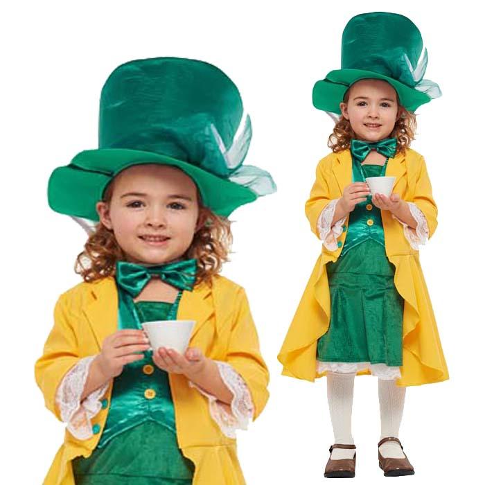 Halloween Costumes Child Costume Cosplay Fancy Dress Mad Hatter Girl Boy  Disneyland Halloween Halloween Events Halloween