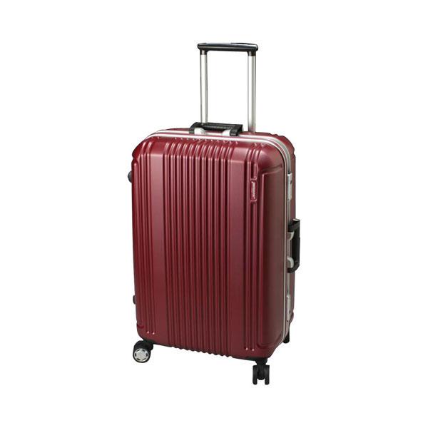 【全商品ポイント10倍】 BERMAS PRESTIGE II バーマス プレステージ2 スーツケース ハードキャリー フレームタイプ 4輪 58cm 52L ワイン 60265-WN