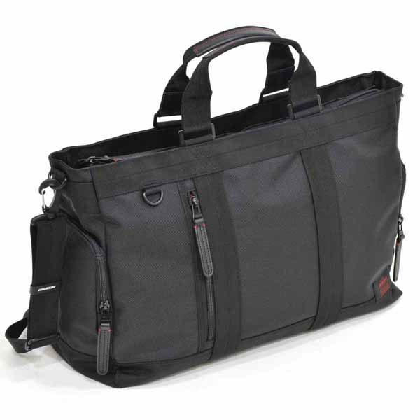 【ポイント10倍 クーポン配布中】 エンドー鞄 NEOPRO RED ネオプロ レッド ビジネス トート ボストンバッグ ブラック 2-034