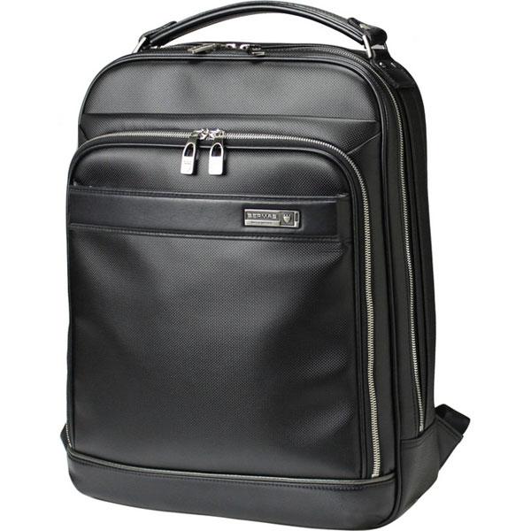 【全商品ポイント10倍】 BERMAS バーマス M.I.J MADE IN JAPAN ビジネス 2way ビジネス リュックサック バックパック B4 日本製 豊岡鞄 ブラック 60038-BK