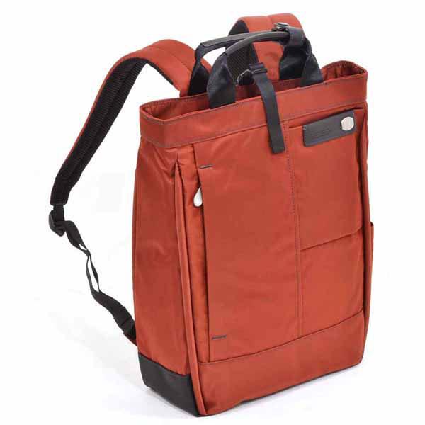 【ポイント10倍 クーポン配布中】 エンドー鞄 NEOPRO Pllar ネオプロ ピラー 2way 縦型 ビジネス トートバッグ リュックサック レンガ 2-161-RE