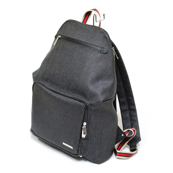 【クーポン配布中】 十川鞄 B.C.+ISHUTAL ビーシーイシュタル イシュタル ガリン デイパック リュックサック ブラック IGN-9507-BK