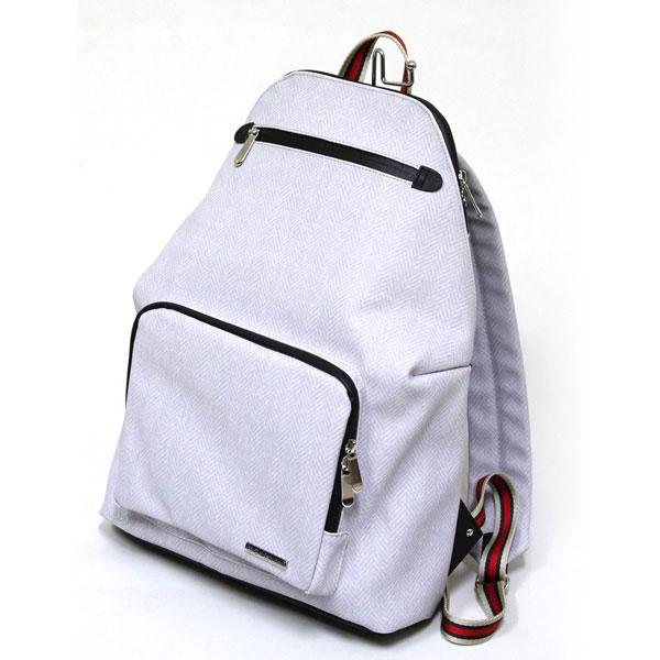 【クーポン配布中】 十川鞄 B.C.+ISHUTAL ビーシーイシュタル イシュタル ガリン デイパック リュックサック ライトグレー IGN-9507-LG
