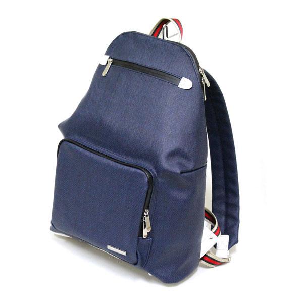 【クーポン配布中】 十川鞄 B.C.+ISHUTAL ビーシーイシュタル イシュタル ガリン デイパック リュックサック ネイビー IGN-9507-NV