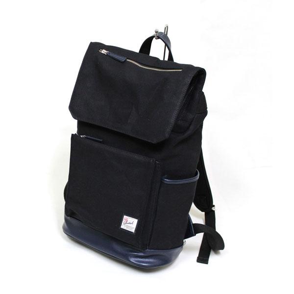 十川鞄 B.C.+ISHUTAL イシュタル バロック デイパック リュックサック ブラック IBQ-8501-BK