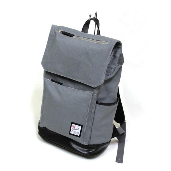 十川鞄 B.C.+ISHUTAL イシュタル バロック デイパック リュックサック グレー IBQ-8501-GY