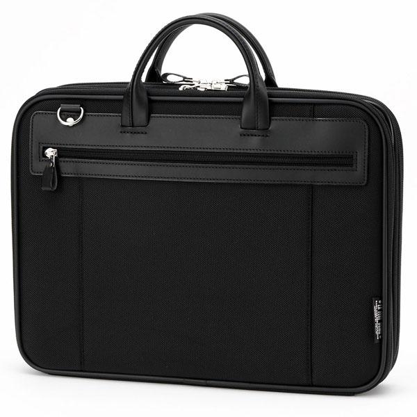 【ポイント10倍 クーポン配布中】 LuggageAOKI 青木鞄 LAFERE OPS ラフェール オプス 2way ビジネス ブリーフケース ショルダーバッグ Sサイズ 日本製 ブラック 6717-10