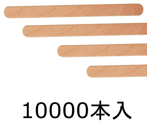 神堂 竹のたより 木製 アイススティック 114mm 10000本