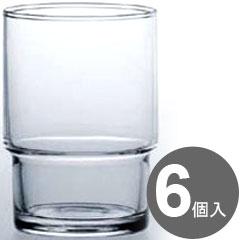 北海道 沖縄以外は13000円以上で送料無料 東洋佐々木ガラス HS 最新 スタック タンブラー 在庫処分 00346HS 250cc 6個入