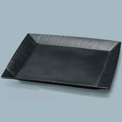 ナルミ 角皿 ボーンチャイナ 28cm エスプリ トレイ 58017-7C3450