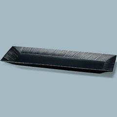 ナルミ 角皿 ボーンチャイナ 43cm エスプリ ロングトレイ 50180-7C3449