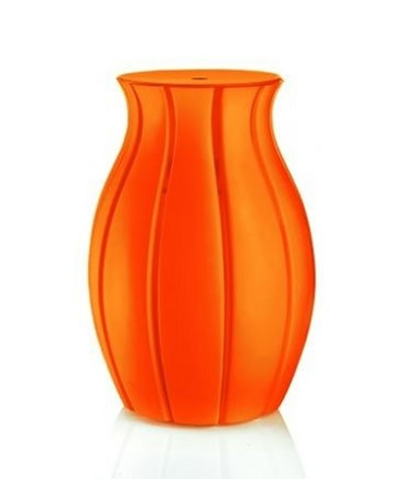 グッチーニ ランドリーホルダー(洗濯かご)オレンジ