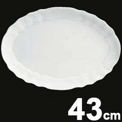 ロイヤル オーブンウェア 楕円皿 バロッコ 43cm PG860-43