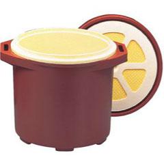 台和 業務用 保温食缶 ご飯用 大 DF-R1 2升5合