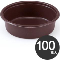 伊藤景 製菓用品 焼型 新IFトレー 丸型 110 100枚入