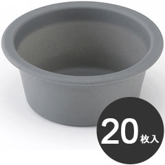 伊藤景 製菓用品 焼型 SIトレー 丸型 80 20枚入