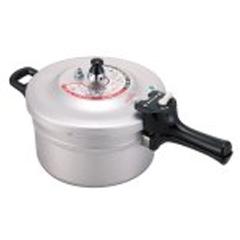 北陸アルミニウム 業務用 リブロン 圧力鍋 4.5L HC25-M4570