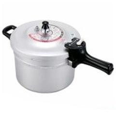 北陸アルミニウム 業務用 リブロン 圧力鍋 5.5L HC25-L5570