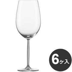 [P]ショット・ツヴィーゼル ディーヴァ ワイングラス ボルドー L 768ml 104102 6個入