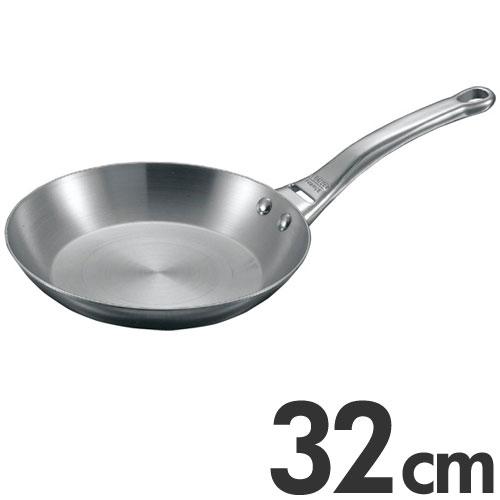 deBUYER Affinity デバイヤーアフィニティ IH対応 フライパン 3724-32cm
